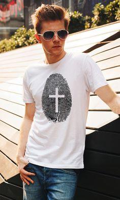 Camiseta Minha Identidade é Servo do Senhor