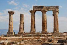 The Temple of Apollo #Kalamata #Greece #EliteCityResort