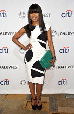 I want to look this good when I get older. Angela Basset