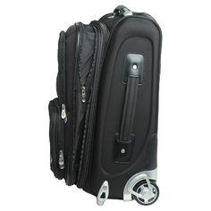 NHL Nashville Predators Mojo 21 Carry-On Luggage - Black