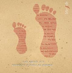 Campanha digital Dia dos Pais - Mrs.Job.