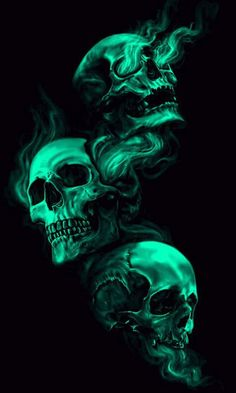 I have always had a thing for skulls