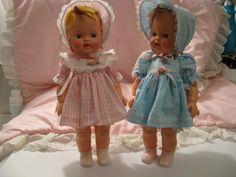 Sun Rubber Betty Bows dolls