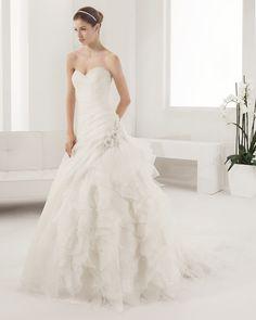 8B183 PORTO | Wedding Dresses | 2015 Collection | Alma Novia