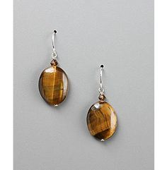Cool Earings Tiger Eye Jewelry Fish Hook Earrings Diamond Are A S Best Friend