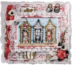 Cards and More Cards: Magnolia-licious Stamps, Dies and so Much More