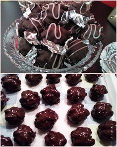Σοκολατάκια με καρύδια & γεύση βανίλια μαστίχα!!! ~ ΜΑΓΕΙΡΙΚΗ ΚΑΙ ΣΥΝΤΑΓΕΣ 2 Greek Desserts, Greek Recipes, Deserts, Ice Cream, Pudding, Sweets, Chocolate, Cooking, Cake