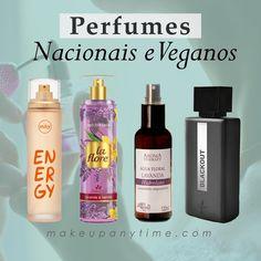 Pra todo mundo sair cheiroso de casa! 😄Na foto @mahoganyoficial @davene.br @artedosaromas e @yescosmetics. Opções #crueltyfree e sem nenhum ingrediente de origem animal.  Mais dicas de perfumes é só conferir lá no blog! 💻makeupanytime.com