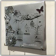 1000 ideas about porte cl mural on pinterest cadre. Black Bedroom Furniture Sets. Home Design Ideas