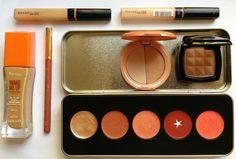 Tutorial Marsala - Cor Pantone 2015   New in Makeup