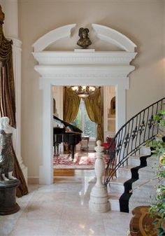_-Luxury house Interiors in European and traditional Mansion and Castle styles-