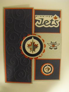 Winnipeg Jets card