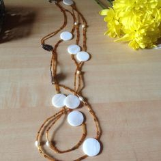 Handcrafted Necklace $ 10
