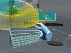 Manipulate and Share MATHEMATICS in Virtual Reality with Calcflow by Nanome