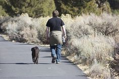 Az első sétáknál javasolt nyugodtabb környékkel kezdeni