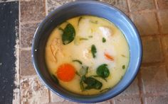 Day 14 Thai Soup (Standard Process Cleanse)