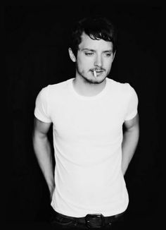 Elijah Wood! So freaking attractive! He wash first crazy girl crush. When I was 8....