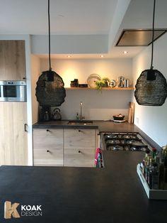 Koak Design makes real oak doors for IKEA kitchen cabinets. Koak + IKEA = your design! Kitchen Ikea, Grey Kitchen Cabinets, Kitchen Tops, New Kitchen, Kitchen Gadgets, Kitchen Decor, Ikea Kitchen Inspiration, Kitchen Measurements, Stainless Kitchen