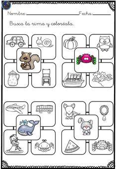 Preschool Spanish Lessons, Learning Spanish For Kids, Spanish Lesson Plans, Preschool Activities, Teaching Portfolio, Learning Sight Words, Spanish Songs, Bilingual Classroom, Phonological Awareness