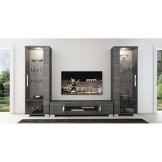 Mystic LCD TV Unit