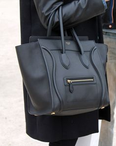 Celine Luggage Tote. Been obsessed with this bag for years!