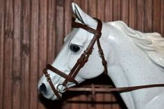 LSQ-Brown-Raised-Leather-Bridle-Breyer-Stone-Model-Horse-Traditional-1-9
