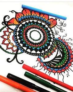 #mandala #mandalas #coloriageantistress  #mandalatime #mandalapassion #mandalaart #mandaladesign #colouring #mandalaoftheday #mandalatherapy #adultcolouring #mandalazen #mandalacoloring #coloringtherapy #mandalalove #mandaladoodle #creativelycoloring #coloring #zenart #mandalaflower #mandalastyle #coloringtime #zentangle #coloringforadults #mandalapattern #zendala #zendalas