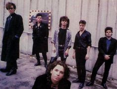 put some distance in this - INXS - Kirk Pengilly, Jon Farriss, Tim Farriss, Garry Gary Beers, Andrew Farriss & Michael Hutchence