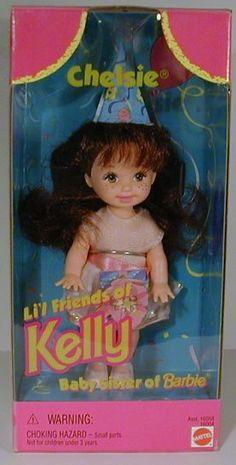 Lil Friends of Kelly® Chelsie® Doll