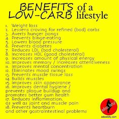 If anyone needs more convincing :0) --- Benefits of low carb ketogenic diet lowcarb lchf