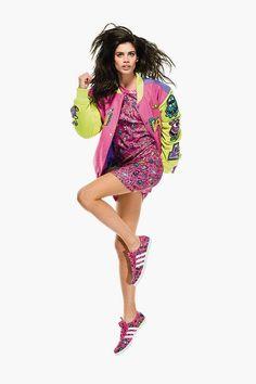 Adidas Originals by Jeremy Scott F/W 2014 (Adidas)