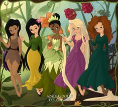 Mulan Dress Up deviantART | Disney Princesses - Pixie Scene Maker (Pt. 2) by MissIndianaGirl