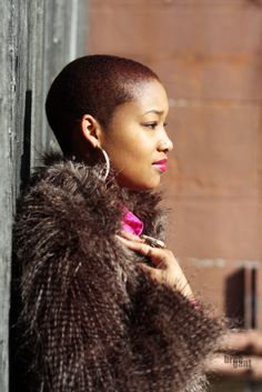 Bree Gant - Nia | stylist (via Natural Belle)