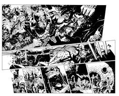X-Men 9 pgs 2 and 3 by Chris Bachalo & TimTownsend on deviantART
