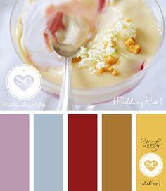 061 Pudding Hue by Asmalina © 2012 Sorbetcolour ™