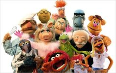 Muppets!!!!!!! - Click image to find more Film, Music & Books Pinterest pins
