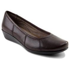 Eastland Hannah Women's Casual Flats, Size: medium (8.5), Dark Brown