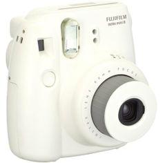 Fujifilm Instax Mini 8 Instant Film Camera (White) Fujifilm,http://www.amazon.com/dp/B00AWKJPPY/ref=cm_sw_r_pi_dp_1lkNsb1EPTSMX7A8