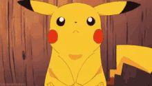 Pikachu Pokemon GIF - Pikachu Pokemon Nod GIFs