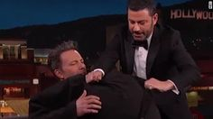 Guess who crashed 'Jimmy Kimmel Live!' - CNN Video