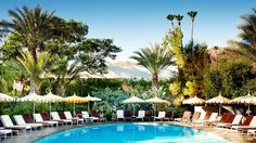 The Parker Palm Springs Pool
