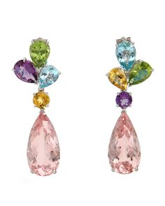 Product Name CHRISTIAN DIOR Made In France Earrings Designed In 18K Gold at Modnique.com