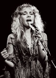 """""""Fleetwood Mac would walk up those stairs every night and there were 20 thousand people, or 30 thousand people or 50 thousand people or 75 thousand people or 10 people that are there to see you and its like forget it, everything else doesn't matter, and this is where we most want to be."""" Rumours Tour, 1978"""