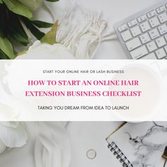 Have you wanted to start a hair extension business online but just did not know where to start? You just don't get straight answer? Click the link to find out how to start your hair business and get started on your dream business. Start Up Business, Starting A Business, Business Tips, Online Business, Business Ideas For Women Startups, Color Melting Hair, Baylage, Business Hairstyles, Balayage Hair