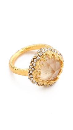 I absolutely ADORE this Alexis Bittar ring. Wish list :) Jewelry Box, Jewelery, Cushion Ring, Cushion Cut, Diamond Are A Girls Best Friend, Pomellato, Lorraine, Fashion Accessories, Alexis Bittar