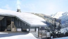 Tell us what your dream ski home looks like! Ultra modern like this French property or do you prefer a traditional alpine home? #Realtor #Design #Ski #Skiing #France #Alpine #Sports #Winter #Maison #Designer #Luxe #Propriété #лыжа #Главная #роскошь #Properties #Architecture #Photography #Travel #Luxury #Lifestyle #Interiors #InteriorDesign #HomeDesign #HomeDecor #Home #Property #RealEstate #EstateAgent