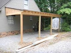 carports attached to house - Google Search