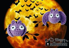 Canal crochet en Youtube ♥️ Halloween Crochet Patterns, Amigurumi Tutorial, Pokemon, Crochet Fall, Beanie, Toys, Facebook, Youtube, Instagram