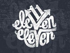 Eleven Eleven  by Elizabeth Garcia