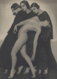 Movement Study/ Bewegungsstudie, ca.1925 © Estate of the artist/ Courtesy Kicken Berlin
